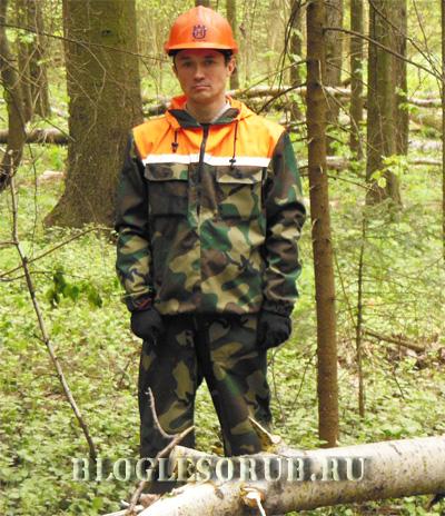 лесоруб белоруский