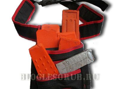 сумочка-с-набором-клиньев-четырех-размеров фото