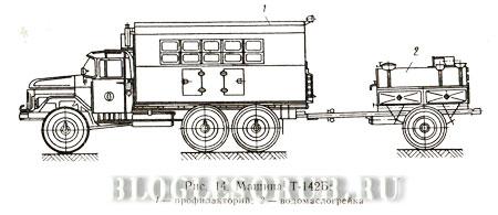 машина-Т-142Б картинки