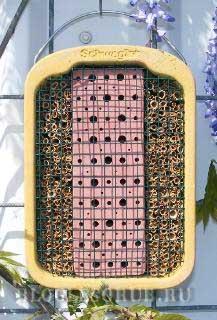 Гнездовье для всех видов диких пчел фото