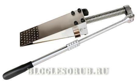 гидравлический клин TR-30 фото