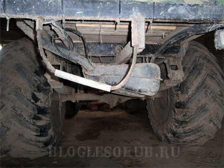колеса-обдирки-вездехода фото