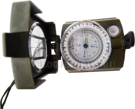 компас с диоптрами