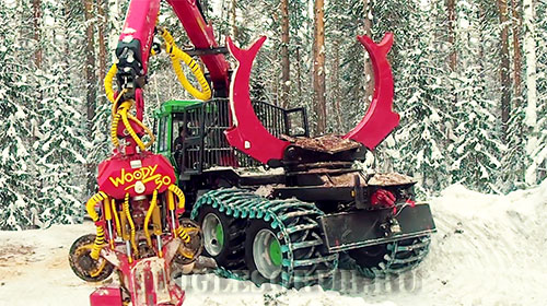 Скиддер-в-Сибири фото
