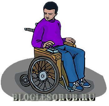 лесоруб инвалид картинки