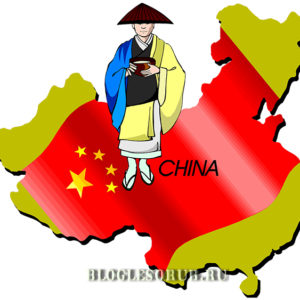 Китайцы вырубают лес