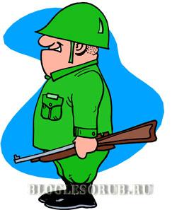 дед-солдат картинки
