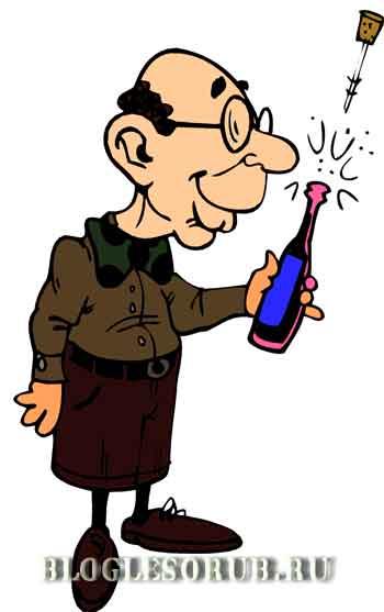 лесоруб-алкоголик картинки