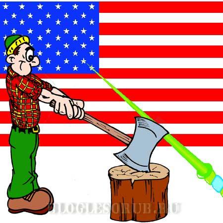 американский-лесоруб картинки
