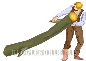 крестьянин-незаконная-рубка картинки