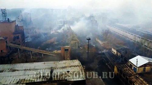 пожары-в-Сибири фото