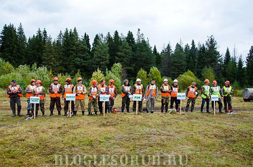 Построение-команд-лесоруб-2017 фото