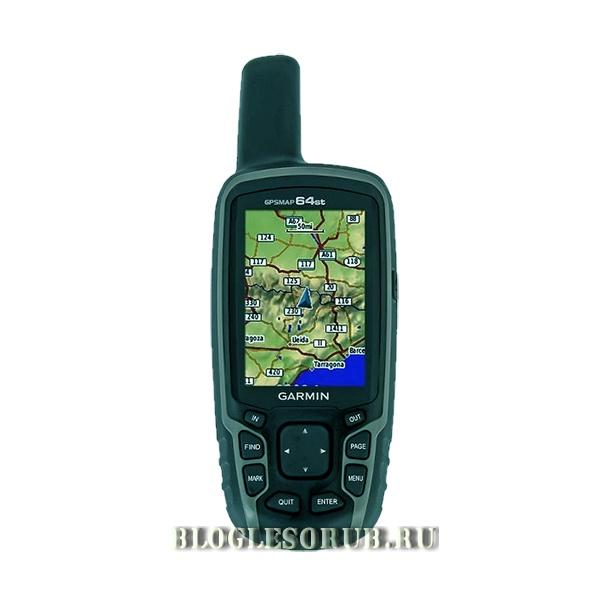 Garmin-GPSMAP-64ST фото